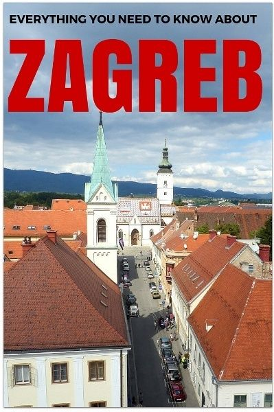 What To Do In Awesome Zagreb Europe Travel Family Travel Family Travel Blog