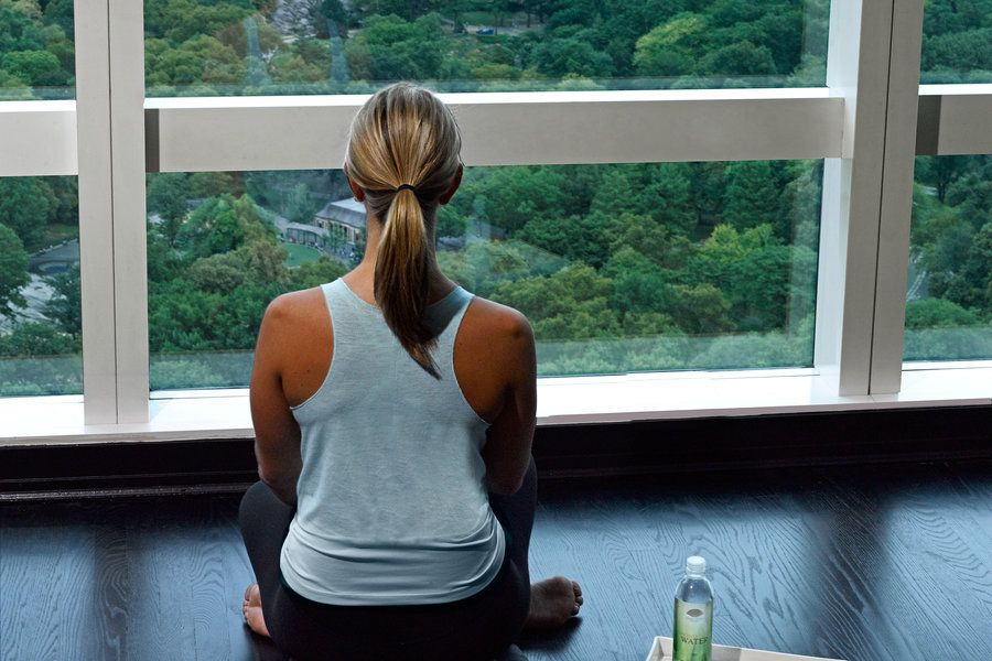 Mandarin Oriental New York Wellness Retreat