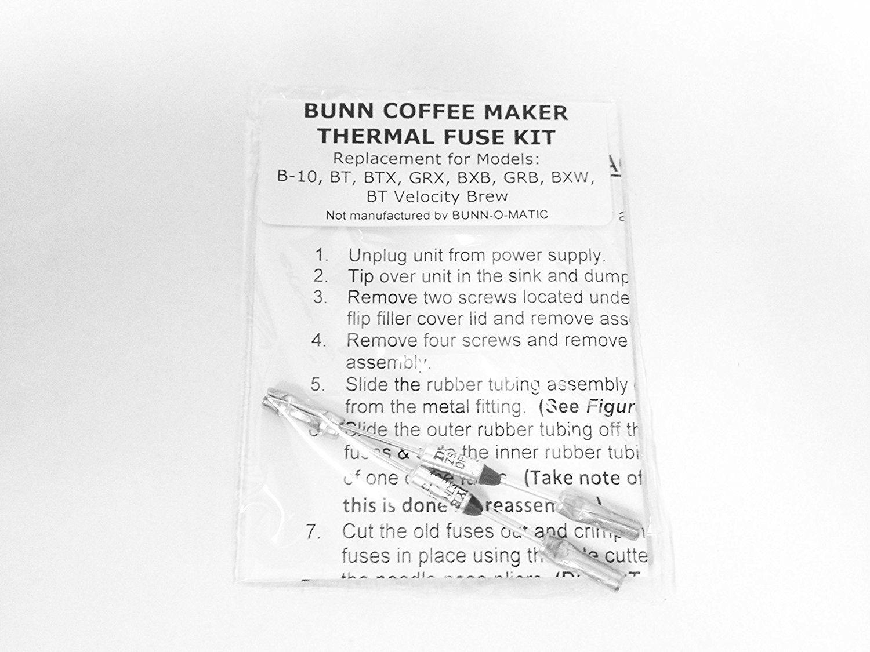 medium resolution of bunn grx b wiring diagram wiring librarywiring diagram bunn grx repair your bunn coffee maker water