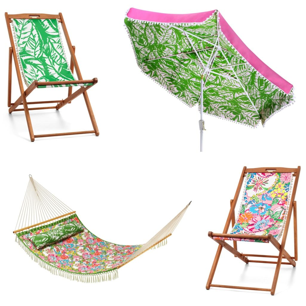 Lilly Pulitzer Chair White Eiffel Black Legs Target Store Home Decor Patio