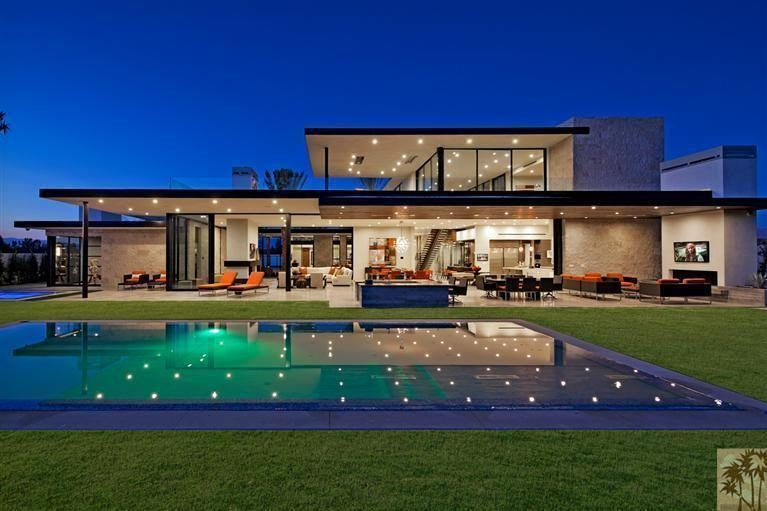 Luxury Glass Home Comes Fully Furnished For 8 495m Luxury House