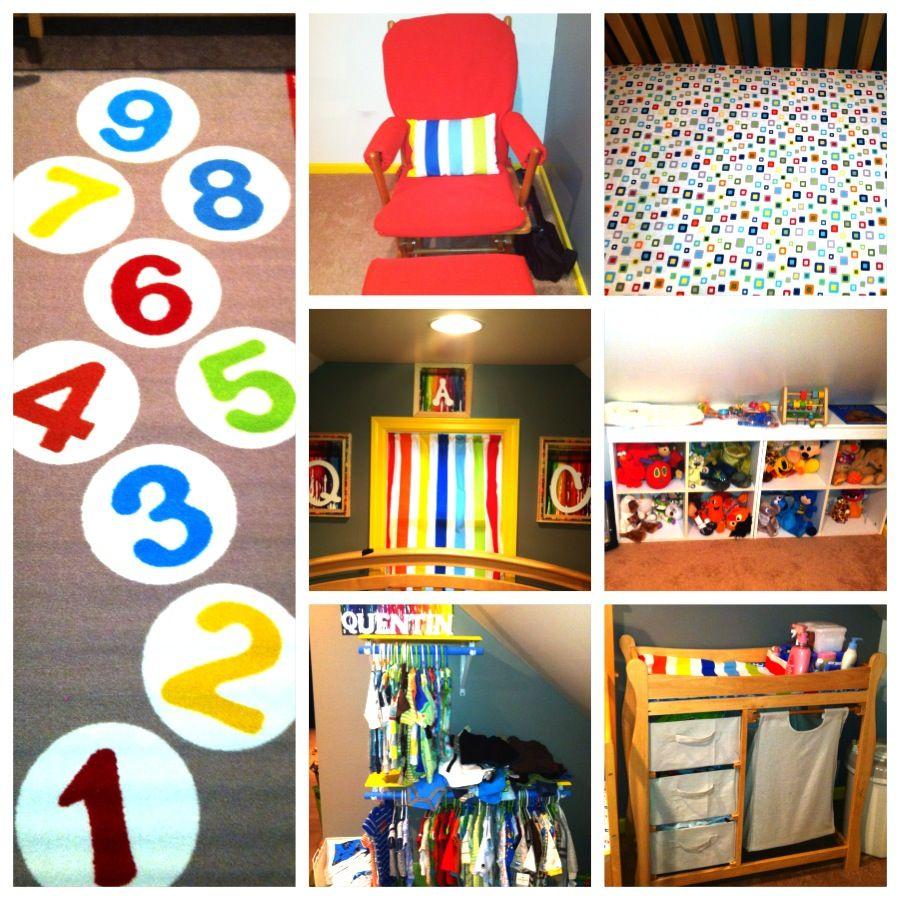 Crayola Crayon Colorful Nursery Theme Ikea Toddler Duvet