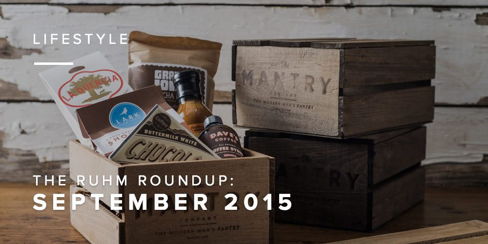 http://ruhm.com/blog/ruhm-roundup-september-2015/  Data-driven shirt sizing, the company that loves your baggage, and your very own truffle pig.