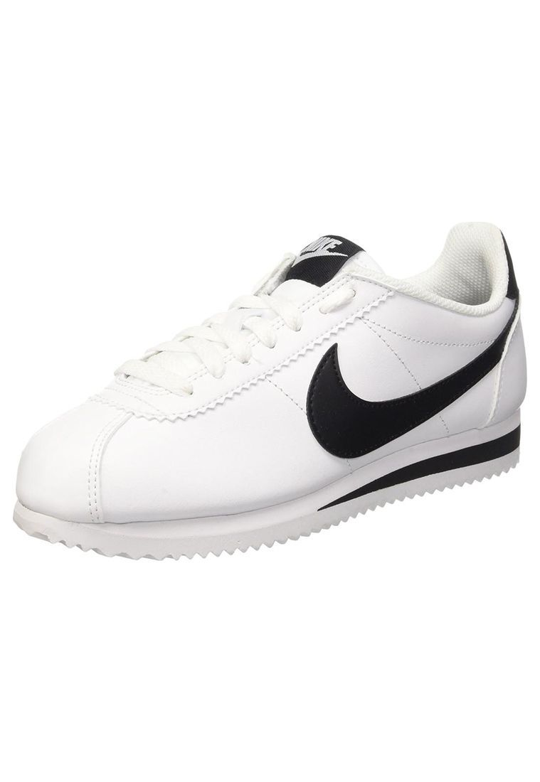 Zapatos Deportivos Hombre Nike Classic Cortez Leather-Blanco ...