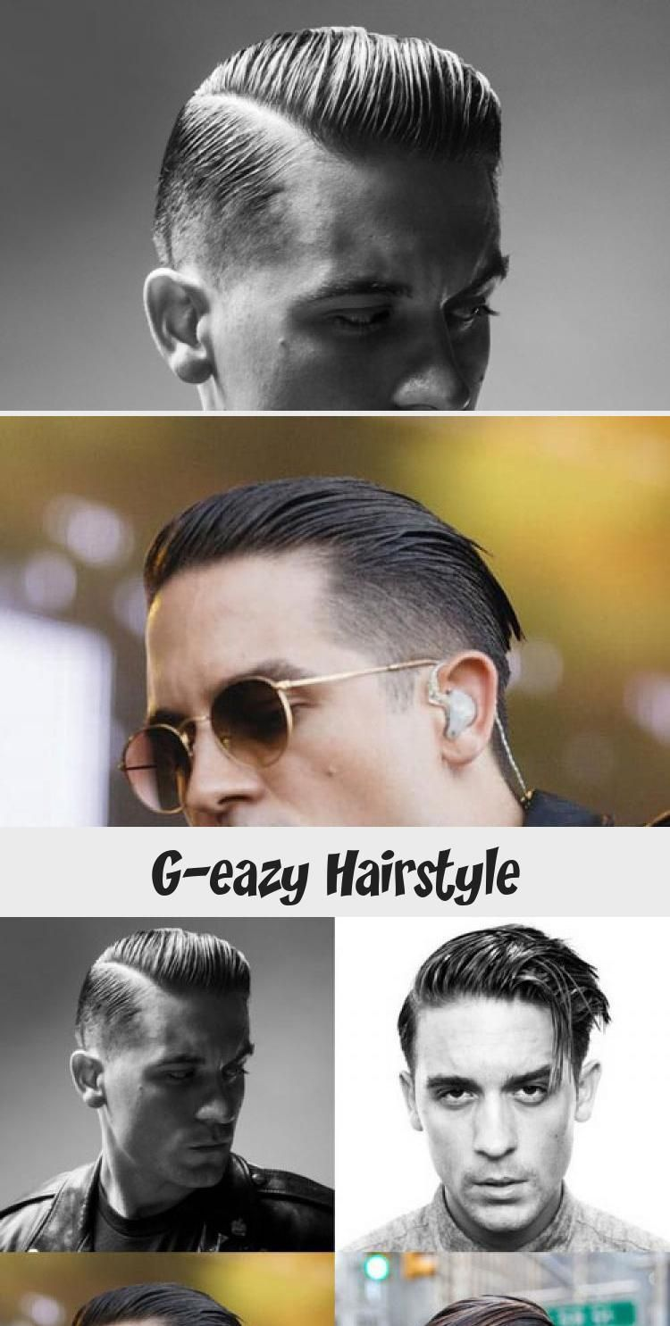 G-eazy Hairstyle - Hair Styles#geazy #hair #hairstyle #styles