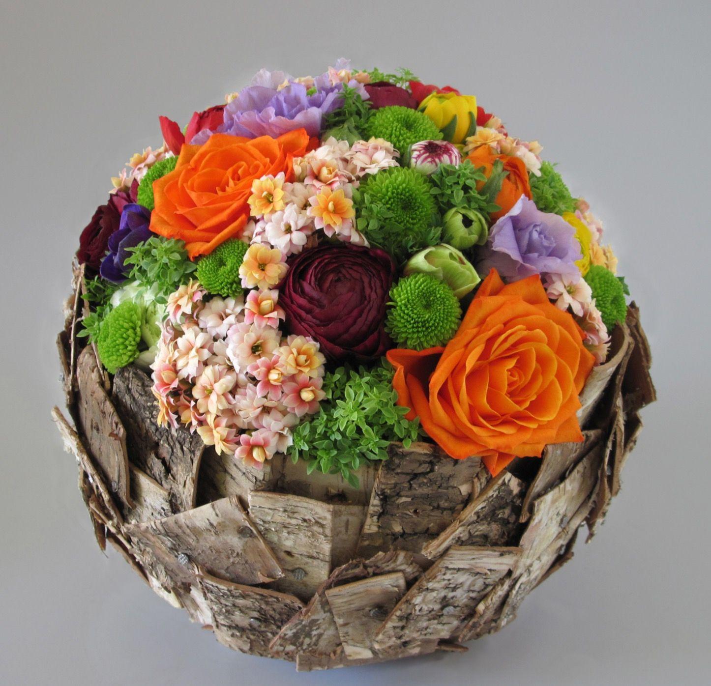 pin von linda ranals auf flower arrangements pinterest blumen blumen kunst und gestecke. Black Bedroom Furniture Sets. Home Design Ideas