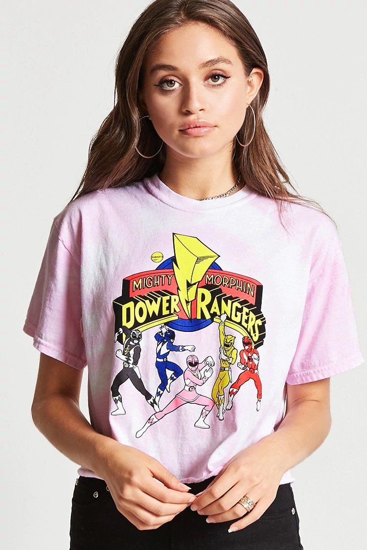 499f933e2 Power Rangers Graphic Tee | Forever21 | forever 21| the latest in ...