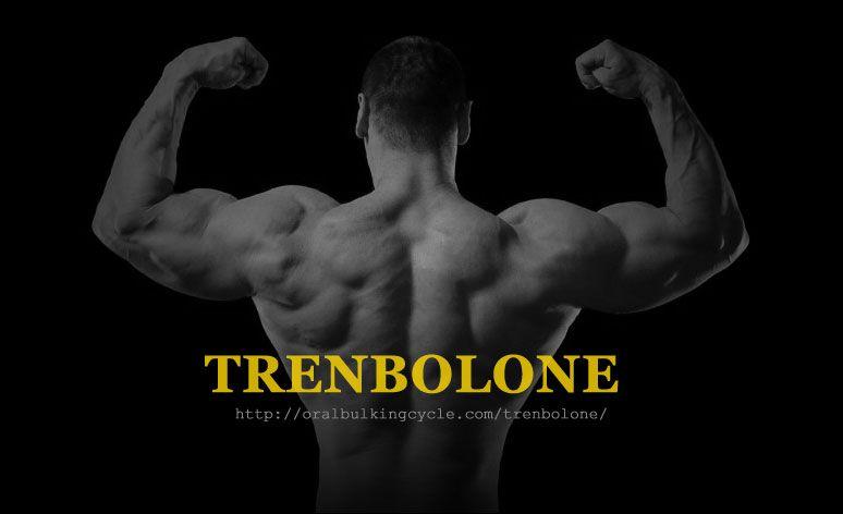 Trenbolone (Tren) - The Most BADASS Anabolic Steroids | Steroids