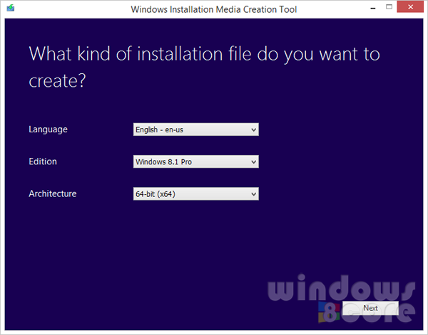 Here Is How To Create Windows 8 1 Bootable Recovery Usb Iso With
