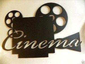 Cinema wall decor also home pinterest and walls rh nz
