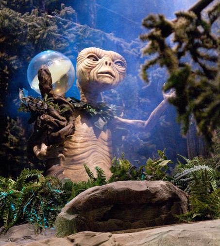 E.T. Adventure at Universal Studios. #VacationHomes #Orlando Photo: Universal Studios Orlando.