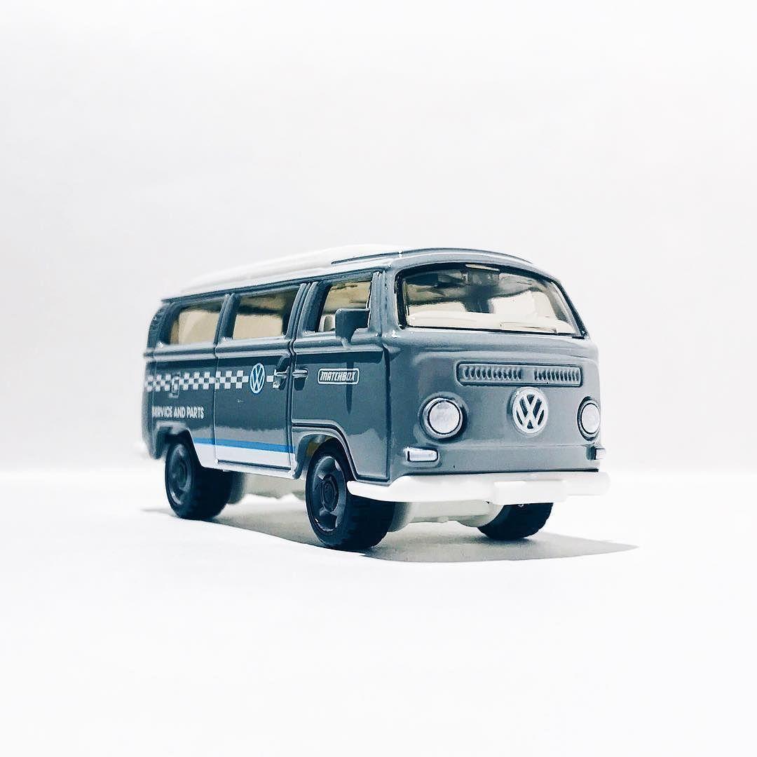 VW Type 2 Bus #vanlife #matchbox #mbx #vw #vdub #volkswagen #vwvan