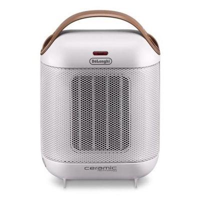 Delonghi Portable Space Heater Hfx30c15 Gca Capsule Ceramic Heater White Portable Space Heater Heater
