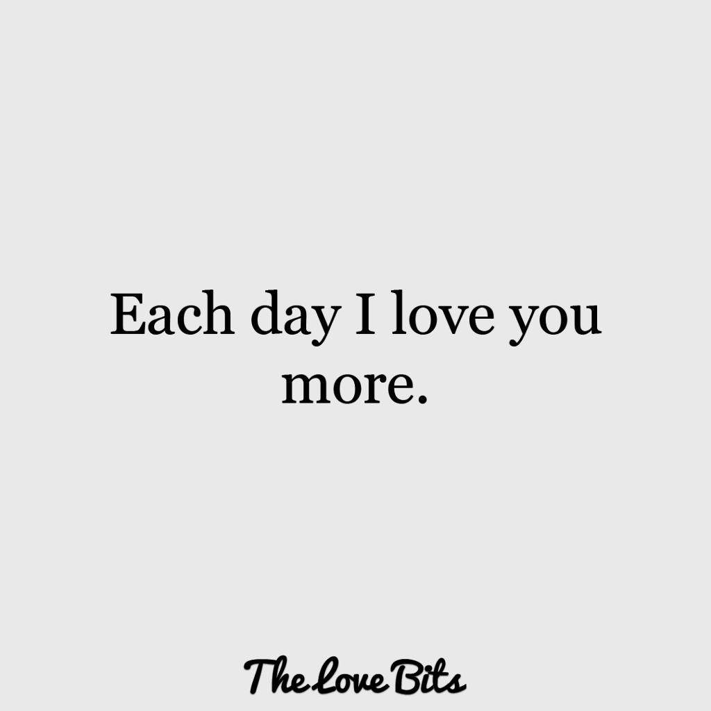 50 Swoon-Worthy I Love You Quotes to Express How You Feel – TheLoveBits 50 Swoon-Worthy I Love You Quotes to Express How You Feel – TheLoveBits Related posts:Love Quotes For Him Aesthetic Leadership QuoteMama.