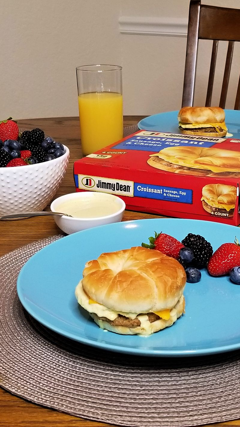 Need back to school breakfast inspiration? Behind every