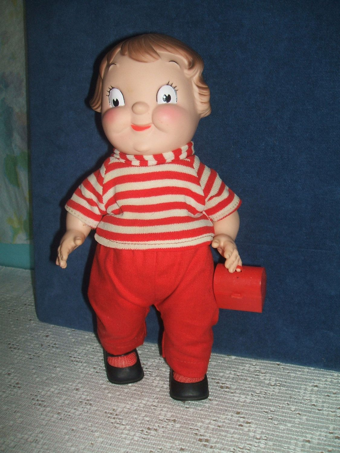 Campbell Soup Advertising Boy Doll Campbell Soup Boy Doll Vintage Advertisements