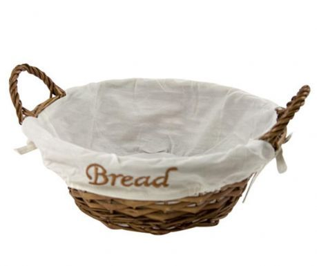 Kôš na chlieb Brown Natural