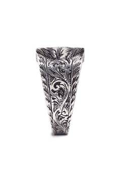 Alternate Image 2 Selected - Gucci Filigree Silver Ring