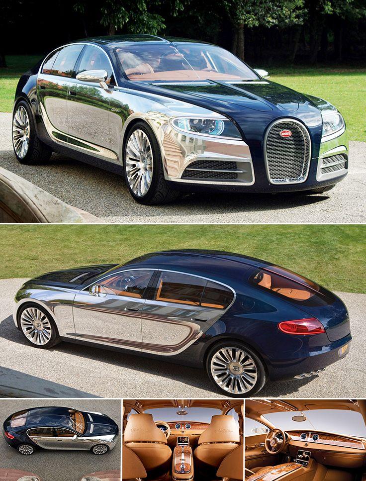 2009 Bugatti 16C Galibier Concept Bugatti cars, Most