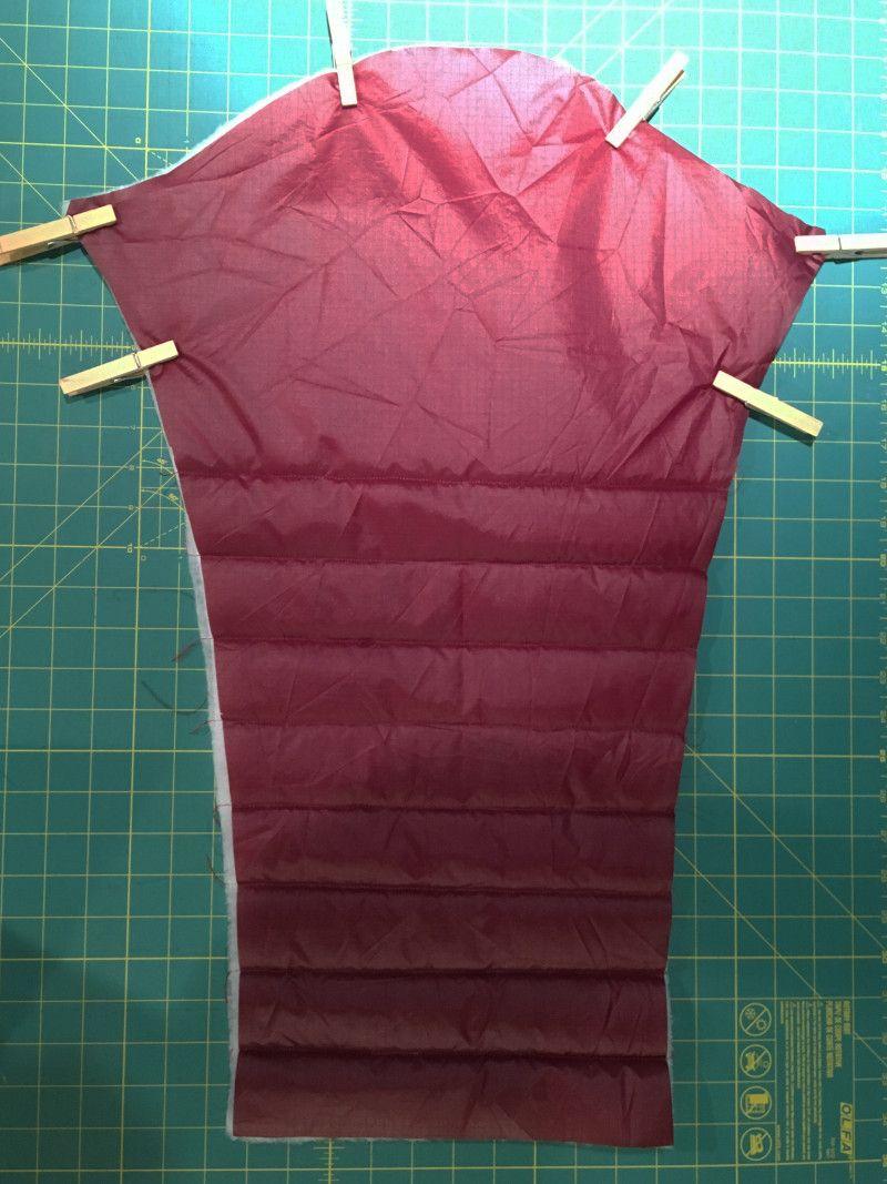 8ea7f5a28 DIY Puffer Jacket