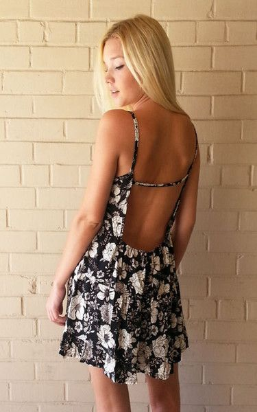 Anything Backless...