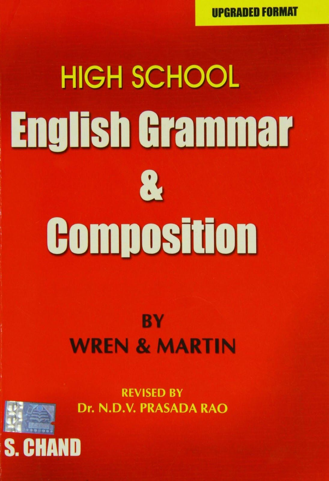 High School English Grammar Amp Composition By Wren Amp Martin