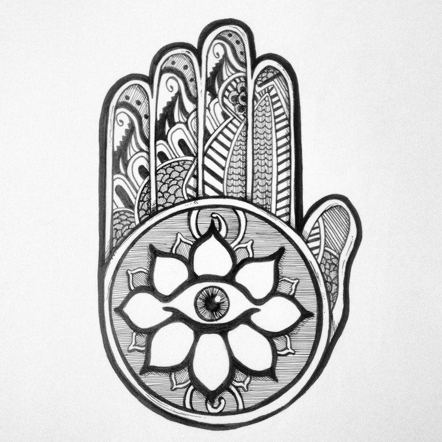 Simple psychedelic drawings tumblr google search diy buddha hand x hand of hamsa x evil eye biocorpaavc Choice Image