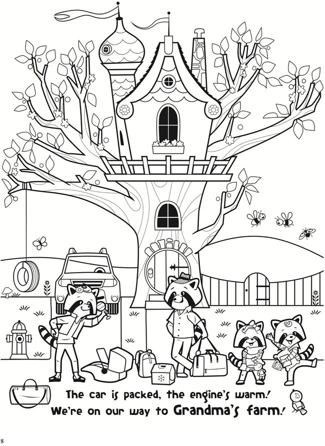 Welcome To Dover Publications Dover Coloring Pages Colorful Pictures Coloring Pages
