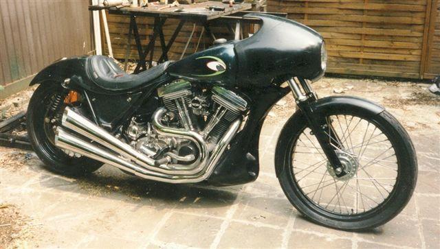 FXR rear fender? : V-Twin Forum: Harley Davidson Forums