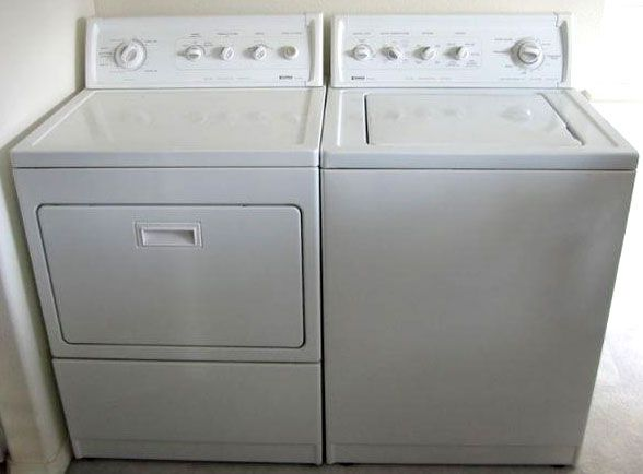 Kenmore 90 Series Heavy Duty Washer And Dryer For 350 Or Best Offer Washer And Dryer Kenmore Bothell