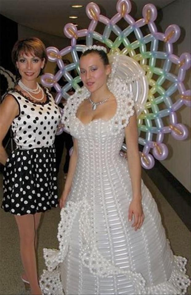 47 Unbelievably Unusual Wedding Dresses | hitched.co.uk