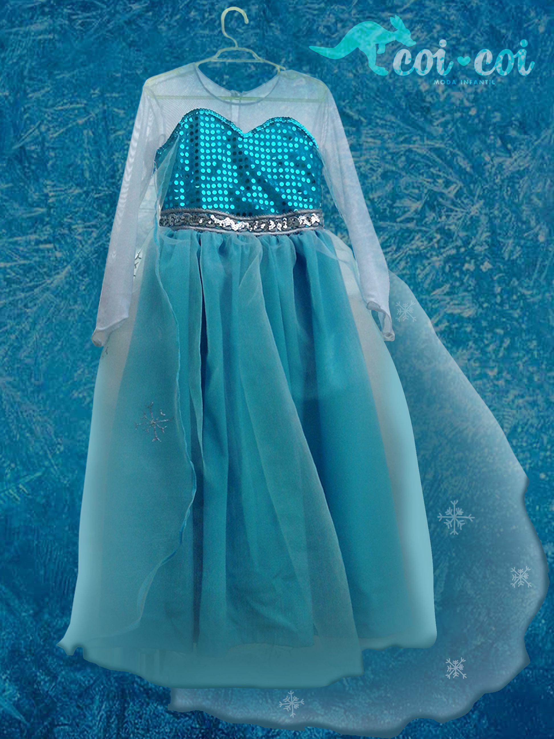 Vestido Elsa Frozen Em 2019 Vestidos Infantis E Vestidos