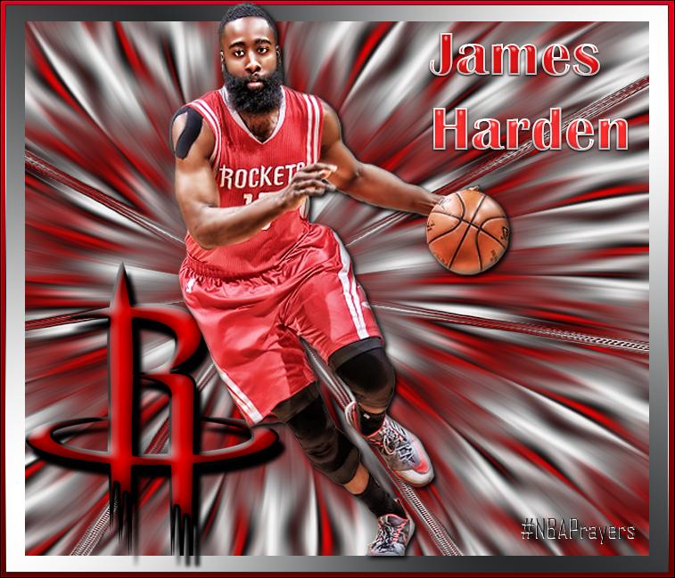NBA player edit - James Harden  3daf21041