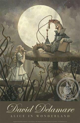 Alice e il Bruco