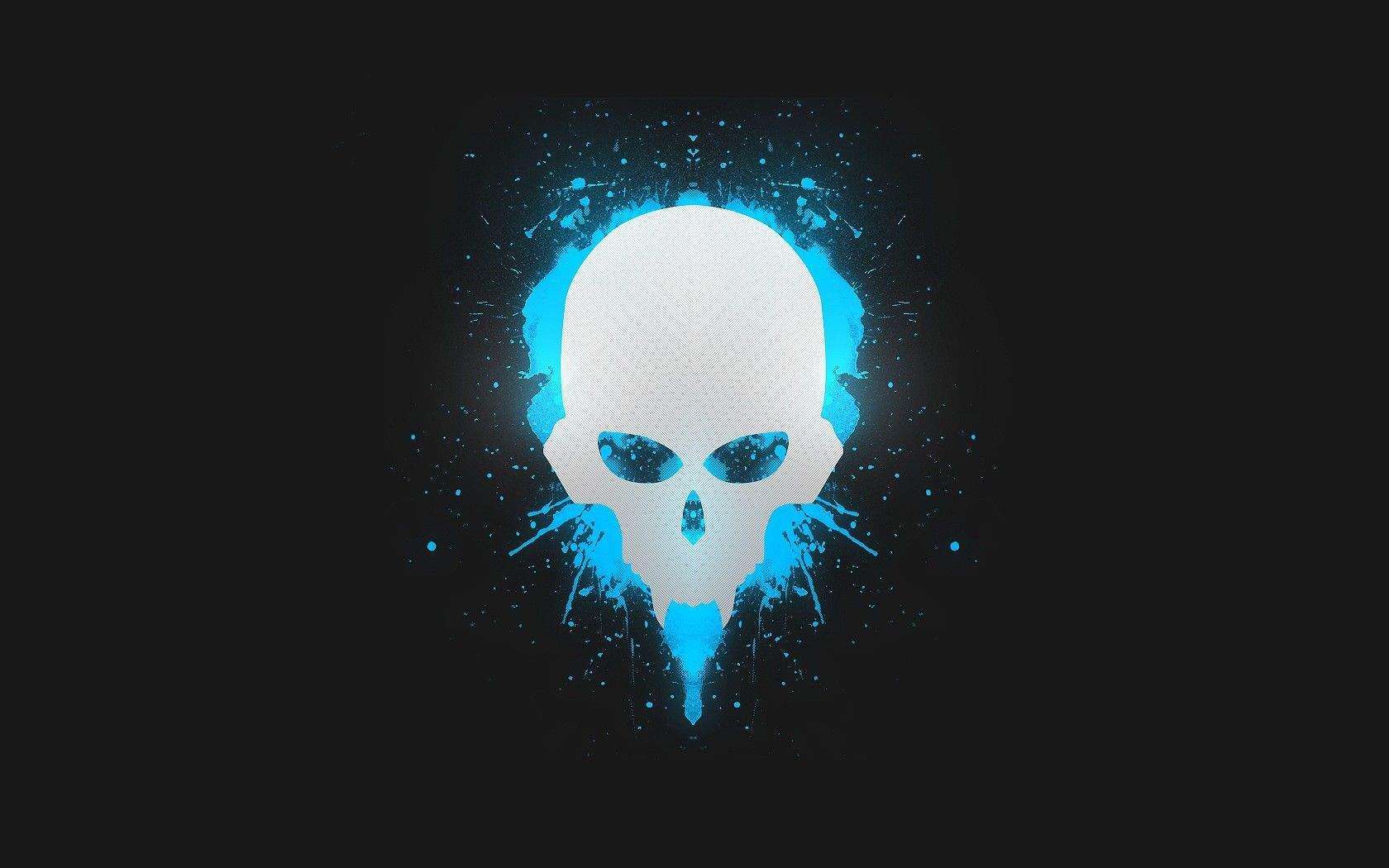 Blue Skull Backgrounds Wallpapers Free And