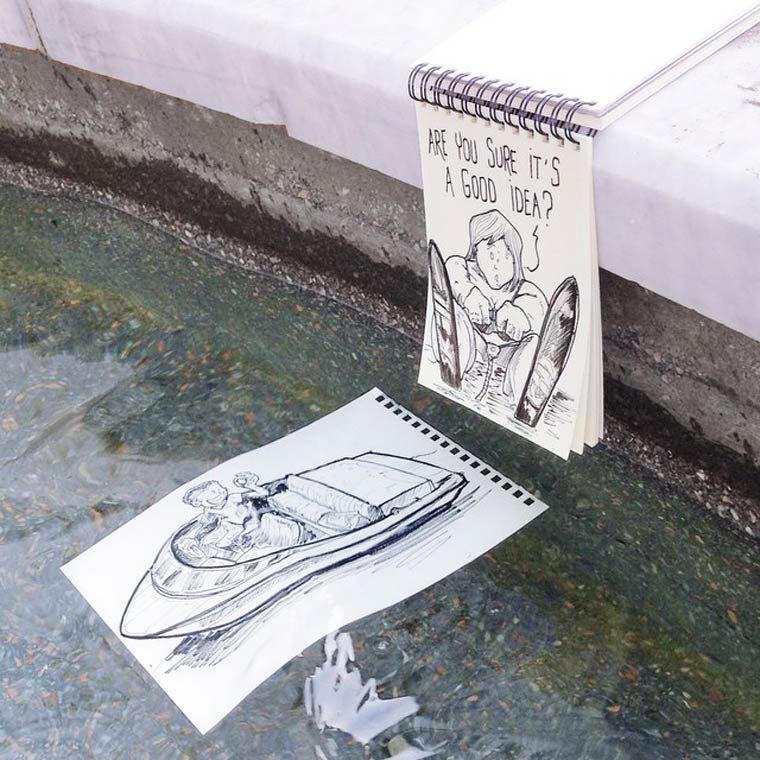Manu Arranz Soy zurdo y me he roto el codo 7 veces. Soy ilustrador, diseñador y trabajo como Director de Arte en McCann Worldgroup. Fundé Tago Art Work y tengo un Trastorno Obsesivo Creativo por el cual no puedo parar de hacer cosas.