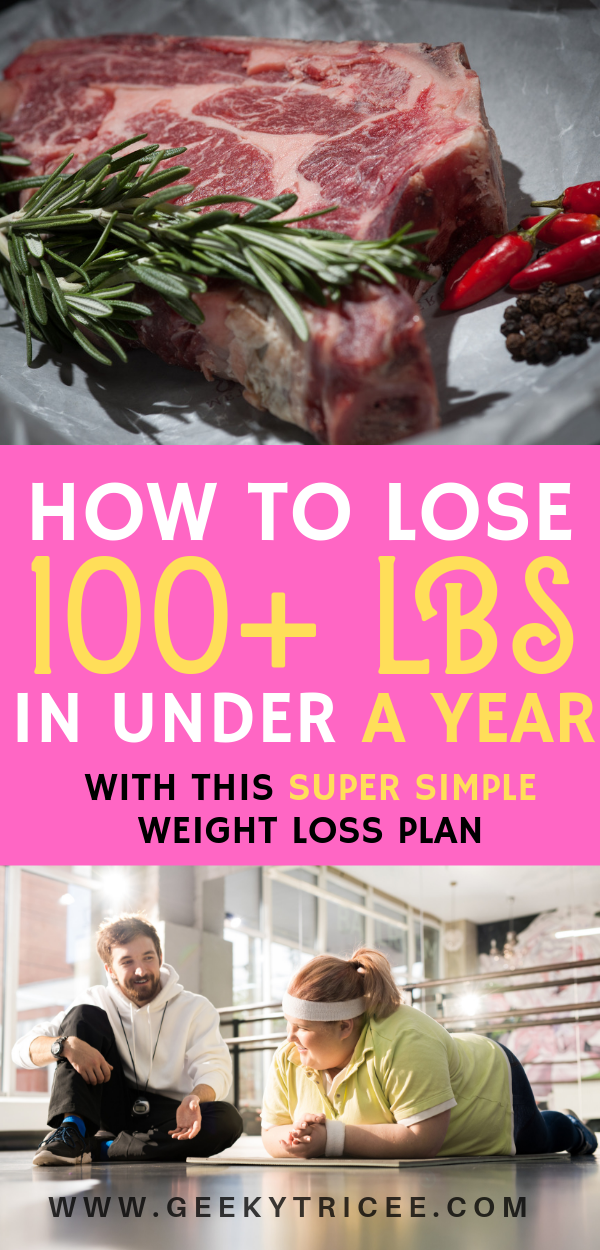 Photo of How to lose 100+ pounds with a simple and satisfying diet | Geeky Tricee