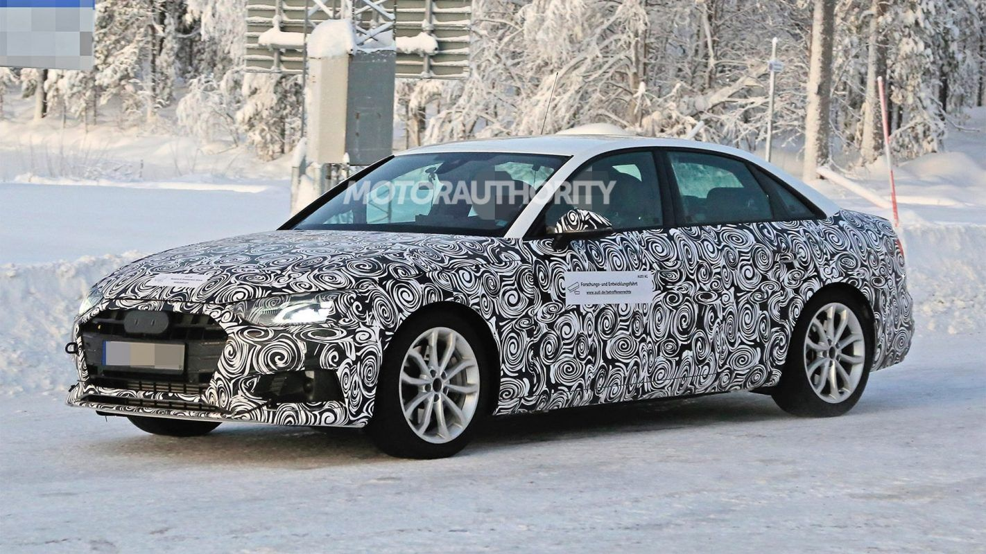 Audi S A4 Will Get A Significant Upgrade As Evidenced By Models For The Upgraded Variation 2021 Audi A4 Changes The A4 Got Some Audi A4 Audi Ford Mustang
