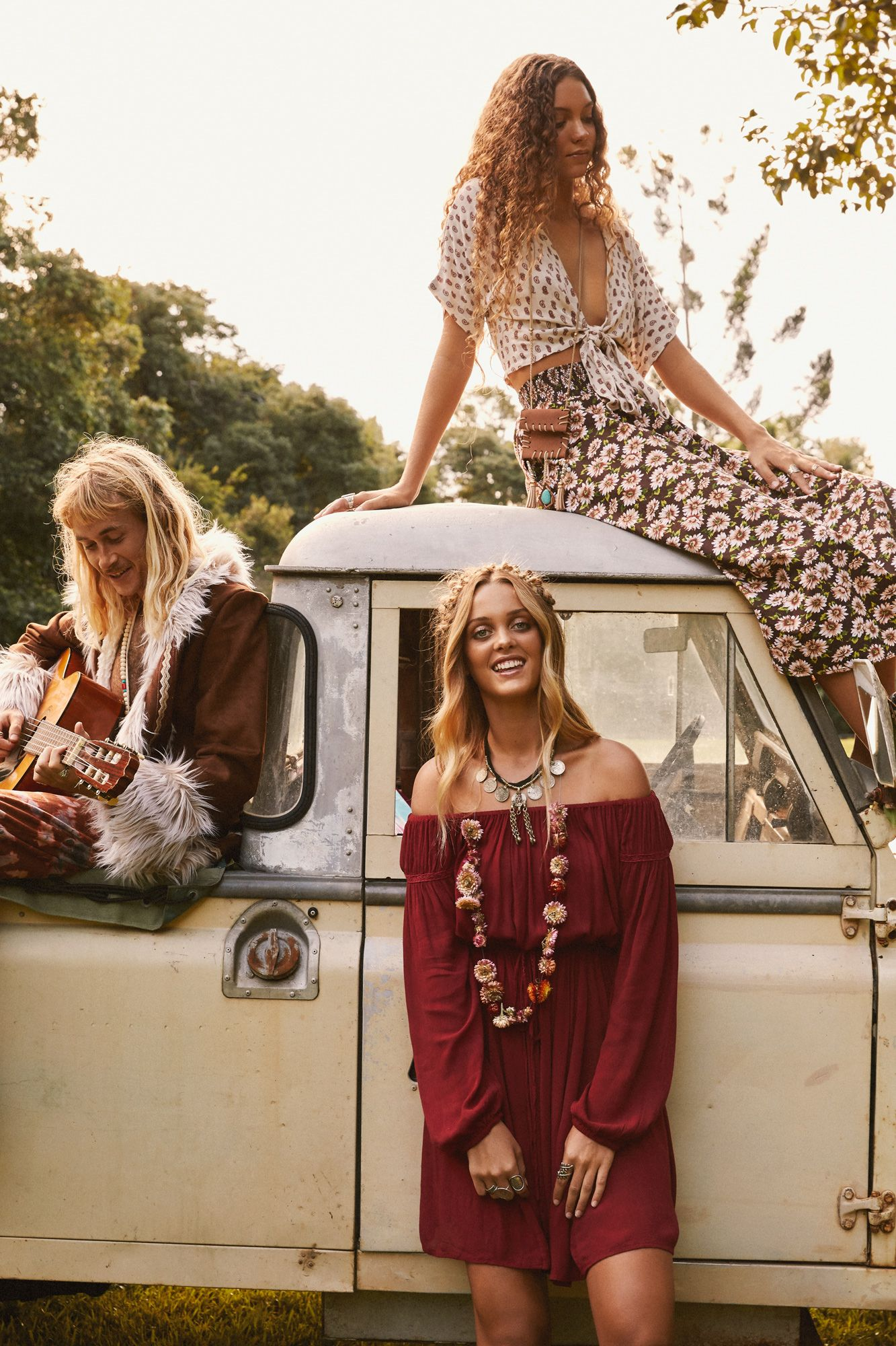 Hippie style in clothes and in life 80
