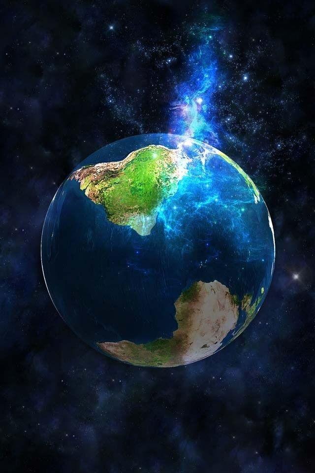 Планета земля картинки для смартфона