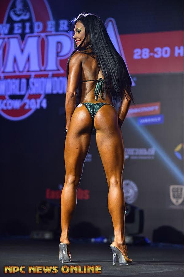 Ashley Bikini Contest
