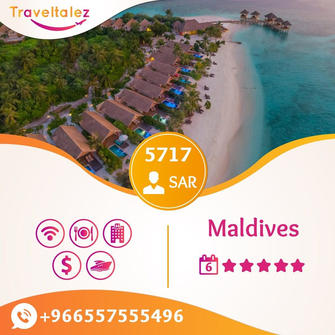 Book Now 5 Stars In Maldives For 6 Days Package Code Mv06l5sm3 Traveltalez Maldives For More Details Call Us Now O Instagram Maldives Map Screenshot