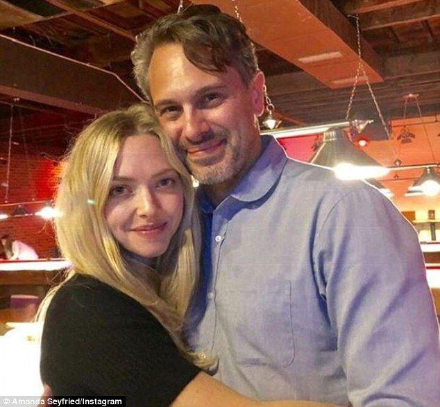 Amanda Seyfried calls Thomas Sadoski her '#mcm in new ...