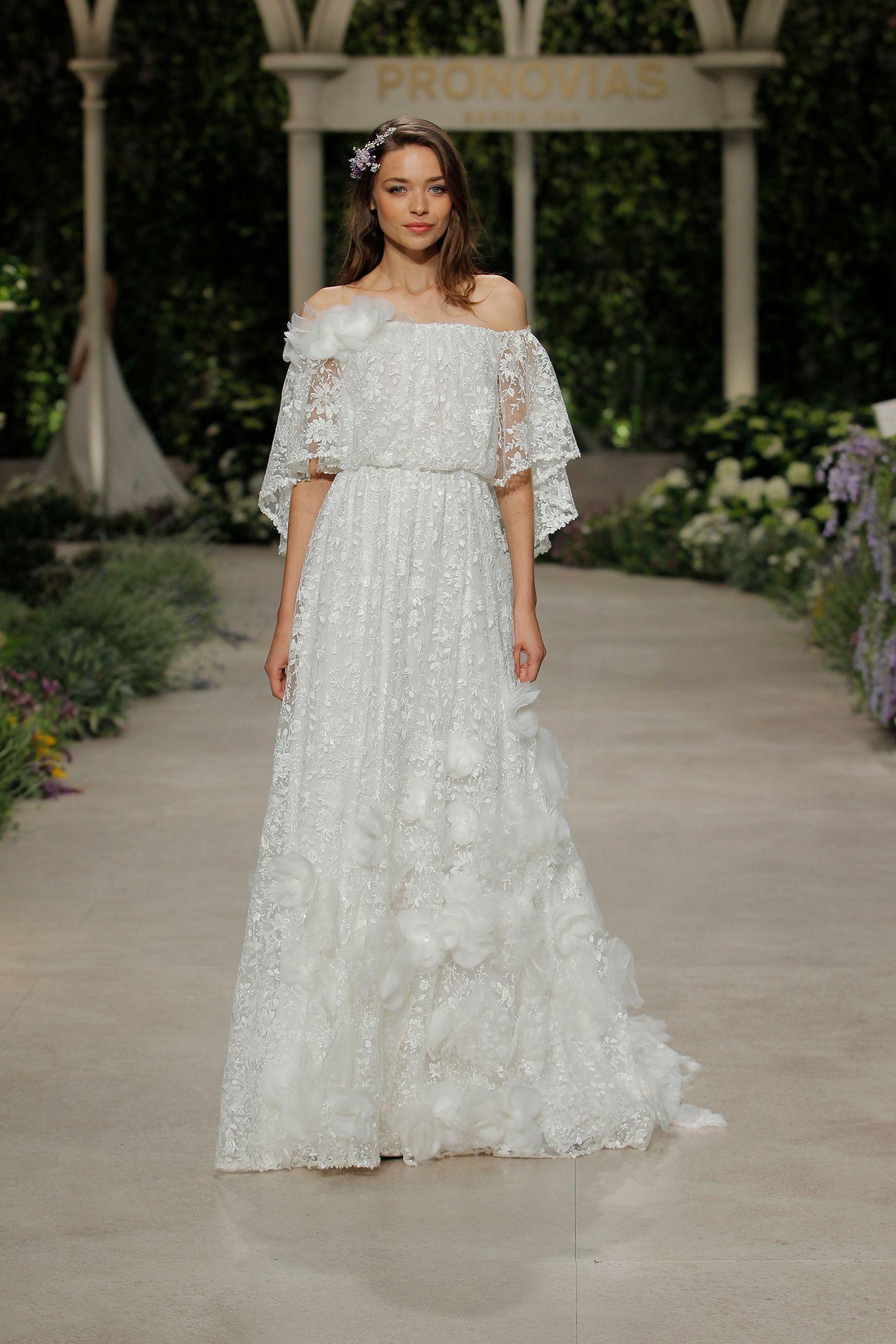 d1e90c38ecd Vestido de Novia de Atelier Pronovias - PR 017  wedding  bodas  boda ...
