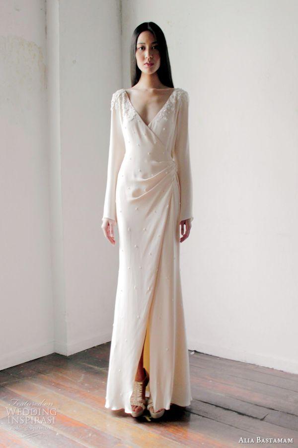 Alia Bastamam 2013 Wedding Dresses | Bridal collection, Designers ...