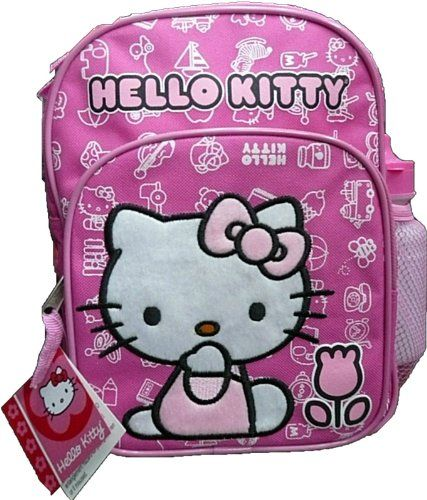 Sanrio Hello Kitty Small Mini Toddler Backpack « Clothing Impulse ...