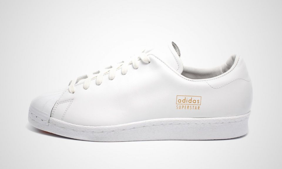low priced 6da59 30512 adidas Superstar 80s Clean (weiß) Adidas Superstar, Sneaker Stores, Swag  Style,