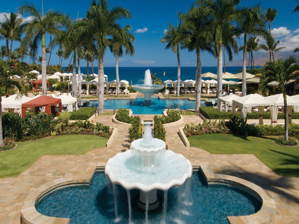 four seasons resort maui at wailea: hawaii resorts : condé nast