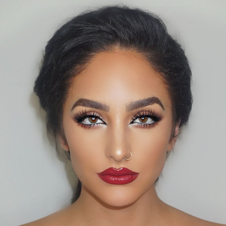 Get The Look With Lilly Lashes Beauty Hair Inspo Pinterest