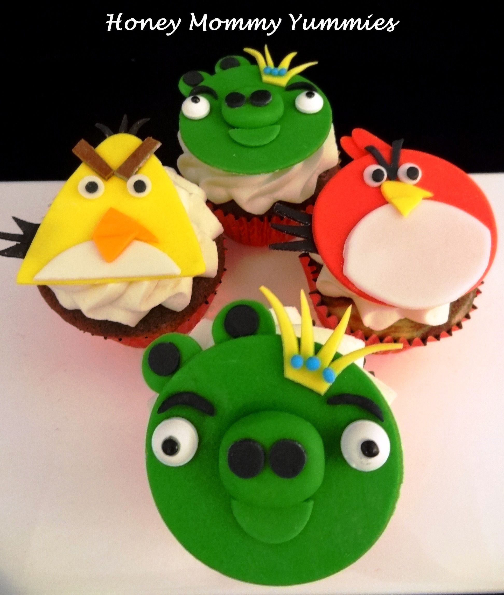how to make angry birds cake recipe
